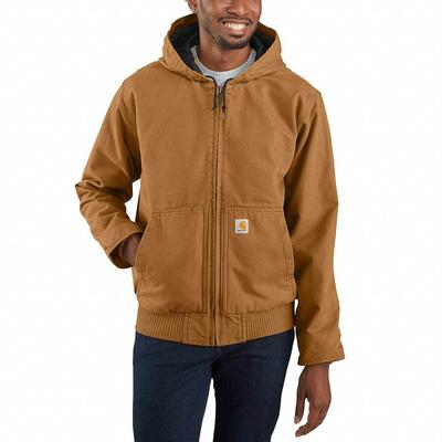 Carhartt Men's Duck Insulated Active Jacket