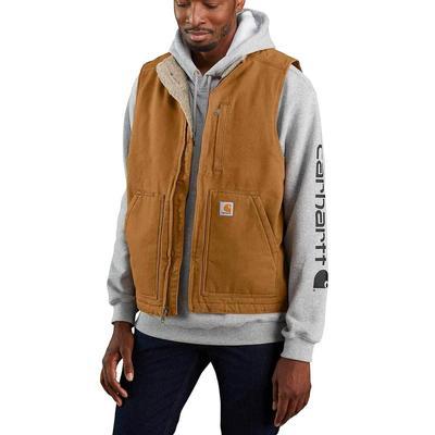 Carhartt Men's Sherpa Lined Vest