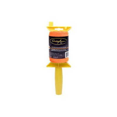 540 Foot Twisted Fluorescent Orange Nylon Pro Reel
