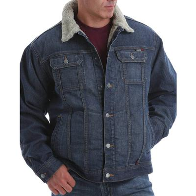 Cinch Men's Fire Resistant Denim Jacket