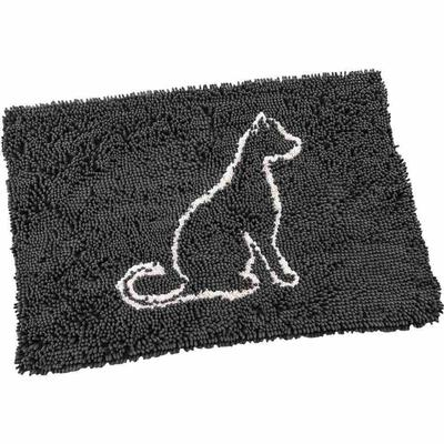 Nelson Wholesale's Grey Clean Paws Mat
