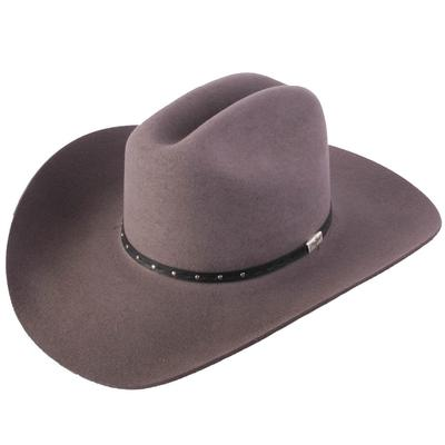 Resistol George Straight Men's Canton 4X Felt Hat