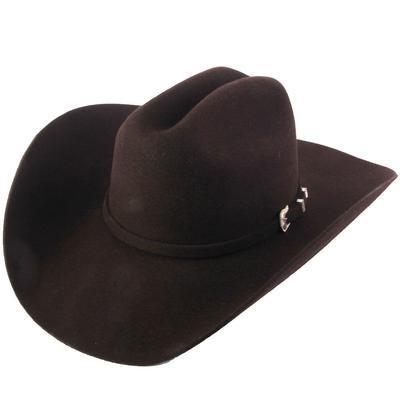 Stetson Men's Chocolate Oak Ridge 3X Felt Hat