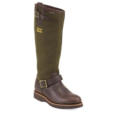 Chippewa Men's Waterproof Brome Pull On Snake Boot