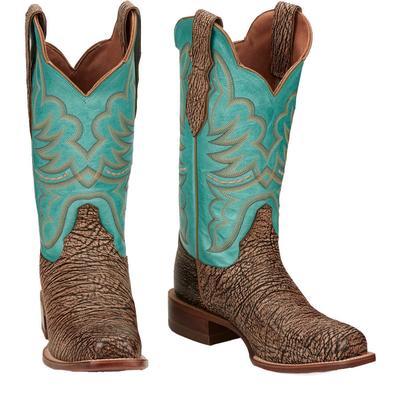 Justin Women's Rumer Wheat Western Boots