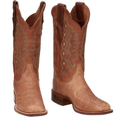Justin Women's Magnolia Brandy Western Boots