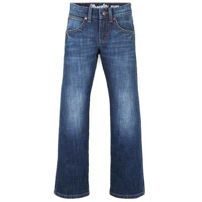 Wrangler Boy's Retro Relaxed Bootcut Jeans