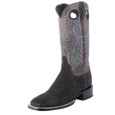 Allens Men's Bull Shoulder Joaquin Boot BLK