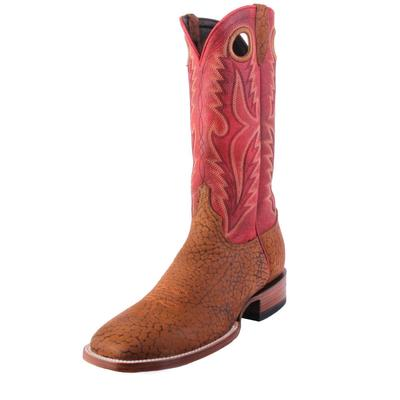 Allens Men's Bull Shoulder Joaquin Boot RUST
