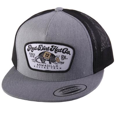 Red Dirt Hat Co.'s Grey Dos Dillo Cap