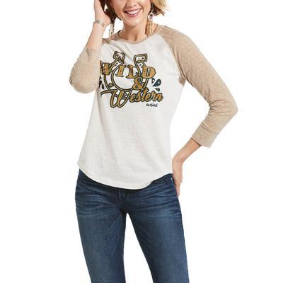 Ariat Women's Wild Western T- Shirt