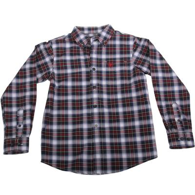 Ariat Boy's Dannon Stretch Button Up Shirt