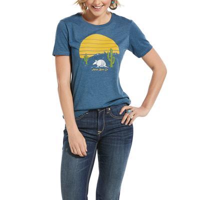 Ariat Women's Desert Armadillo T- Shirt