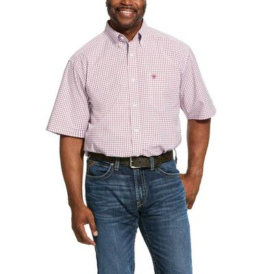Men's Ariat Pro Series Norland Classic Fit Shirt