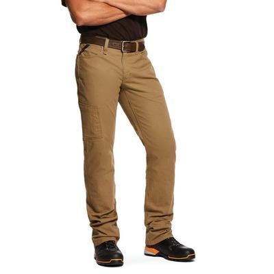 Men's Ariat Rebar M4 Low Rise Straight Leg Pant