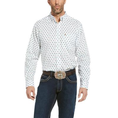 Ariat Men's Ollie Fitted Classic Shirt