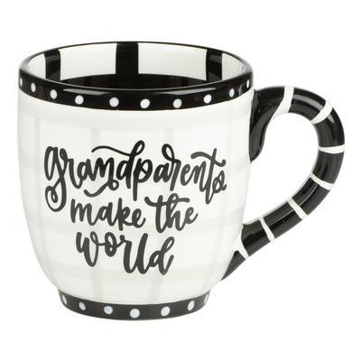 Grandparents Make The World Better Mug