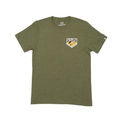 Salty Crew Men's Sneak Attack Forest Heather T-Shirt