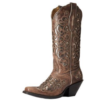 Ariat Women's Divine Western Fashion Boots