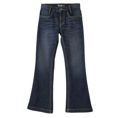 Cruel Girl Girl's Mid Rise Violet Trouser Jeans