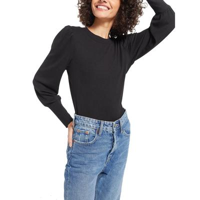 Z Supply Women's Clemente Puff Sleeve Top