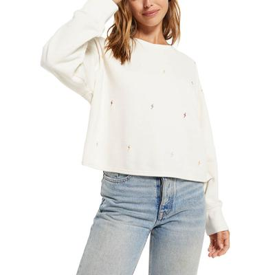 Z Supply Women's Amelia Mini Bolt Pullover