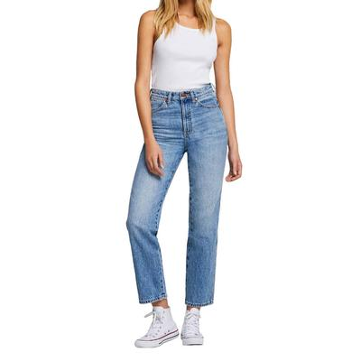Wrangler Women's Wild West Straight Leg Jeans