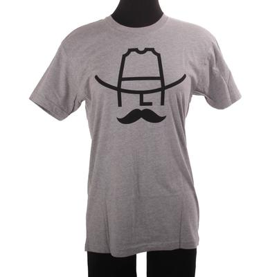 Cowboy Cool Hank T-Shirt GRY