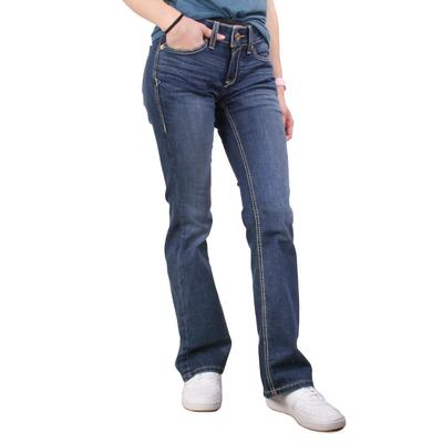 Ariat Women's Real Arrow Silvia Boot Cut Jeans