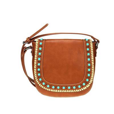 Montana West Western Saddle Bag