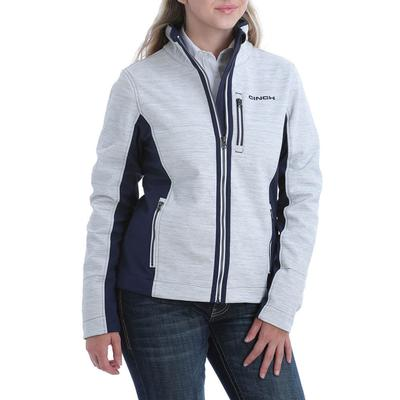 Cinch Women's Color Blocked Bonded Jacket