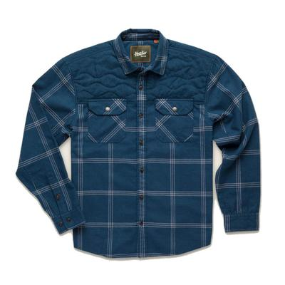 Howler Brothers Quintana Men's Quilted Flannel