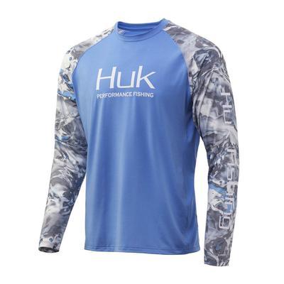 Huk Men's Mossy Oak Double Header Shirt