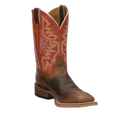 Justin Men's Stoneage Caddo Western Boots
