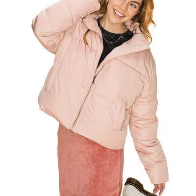 Hyfve Women's Rose Puffer Jacket