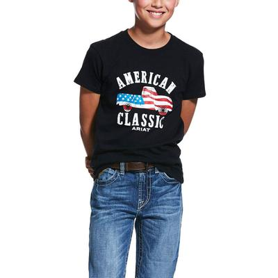 Ariat Boy's American Classic T-Shirt