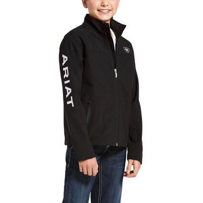 Ariat Boy's Team Softshell Jacket