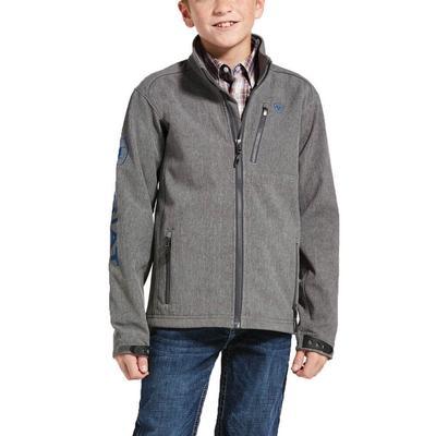 Ariat Boy's Logo Softshell Jacket