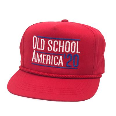 Whiskey Bent's Old School America Cap