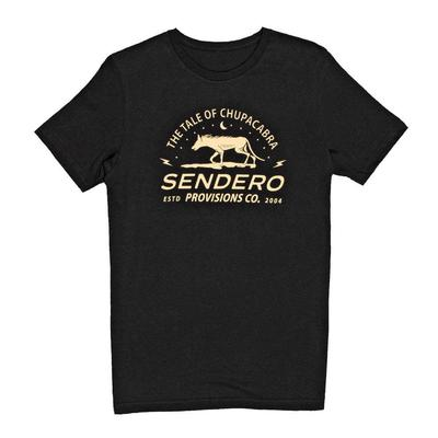 Sendero Provisions Co. Men's Chupacabra Shirt