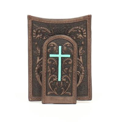 Men's M&F Cross Money Clip