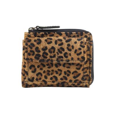 Myra Bag Dynamite Mini Hair-On Wallet