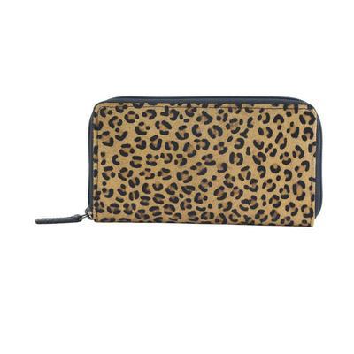 Myra Bag Leo's Favourite Hair-On Wallet