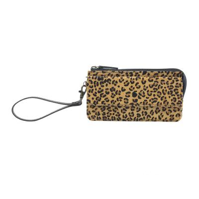 Myra Bag Uptown Girl Hair-On Wallet