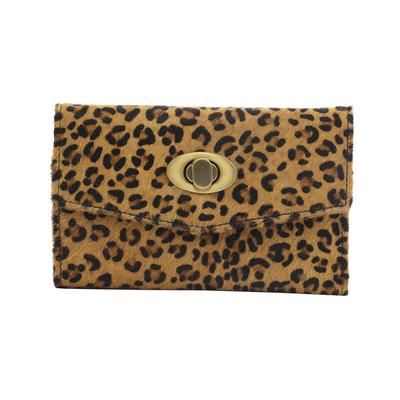Myra Bag External Hair-On Wallet