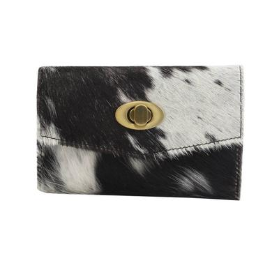 Myra Bag Fudge Factor Hair-On Wallet