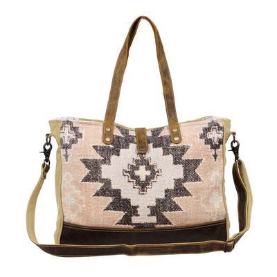 Myra Bag Smartness Overload Weekender Bag