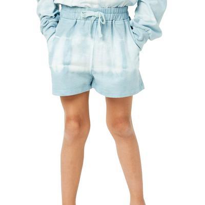 Hayden Girl's Tie-Dye Drawstring Shorts