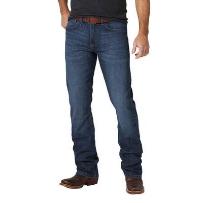 Wrangler Men's 42 Vintage Bootcut Jeans