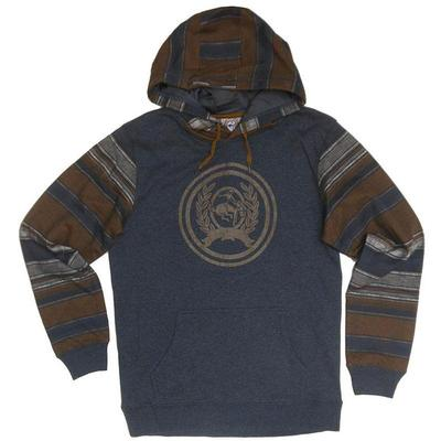 Cinch Men's Color Blocked Hoodie